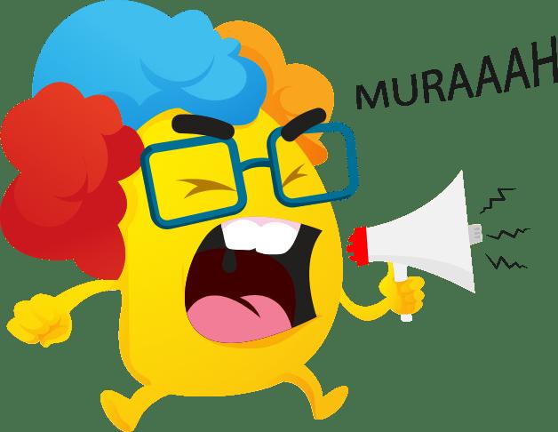 Termurah se-Nusantara Social Media