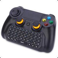 DOBE Keyboard Gamepad Wireless dengan Touch Pad - TI-501
