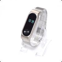 Watchband Milanese Stainless Steel Xiaomi Mi Band 2 (OEM)